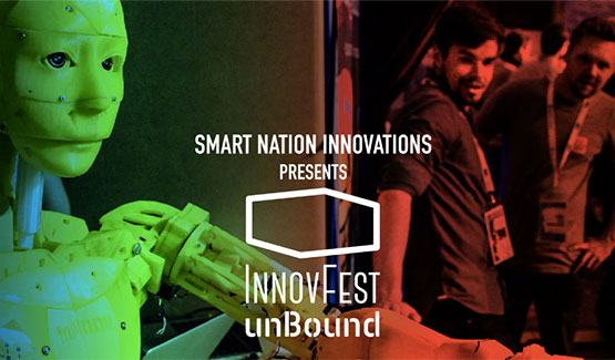 Video Assure at Innovfest Unbound innovation conference